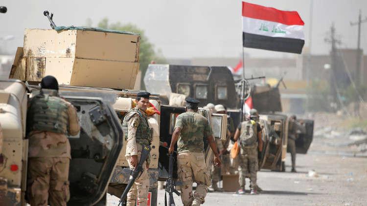 الجيش العراقي يستعيد 40 بئر نفط من البيشمركة غرب الموصل