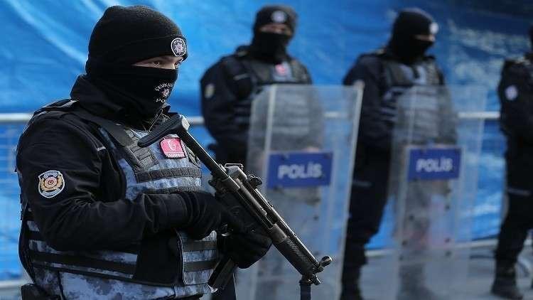 أنقرة تعتقل نحو 50 مشتبها بانتمائهم لتنظيم