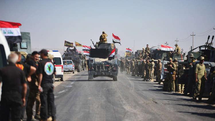 انطلاق الجولة الثانية من المفاوضات بين قوات الحكومة العراقية والبيشمركة