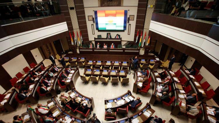 إطلاق نار واقتحام لمبنى برلمان كردستان العراق