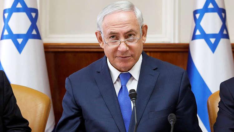 نتنياهو: إيران تطمح إلى الاستيلاء على المنطقة والعالم ويجب إلغاء الاتفاق النووي