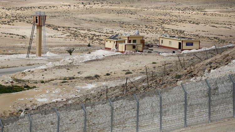 مراسلتنا: إطلاق نار على دورية إسرائيلية عند الحدود مع مصر