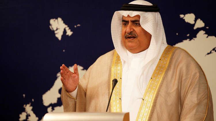 البحرين: لن نحضر قمة تجلس فيها قطر