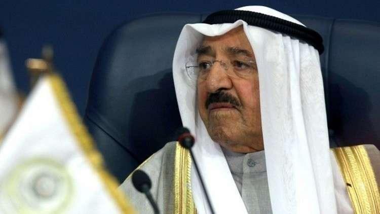 أمير الكويت يوافق على استقالة الحكومة ويكلفها بتصريف الأمور