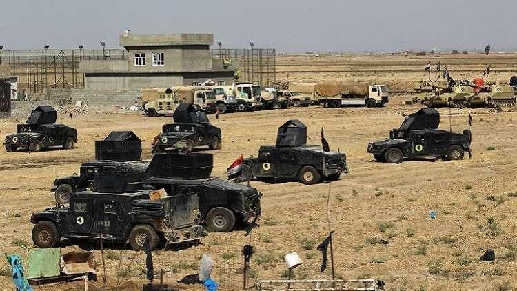 مراسلنا: رفع العلم العراقي فوق معبر فيشخابور بين العراق وسوريا