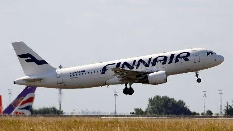 الخطوط الجوية الفنلندية تزن ركابها قبل صعودهم الطائرة!
