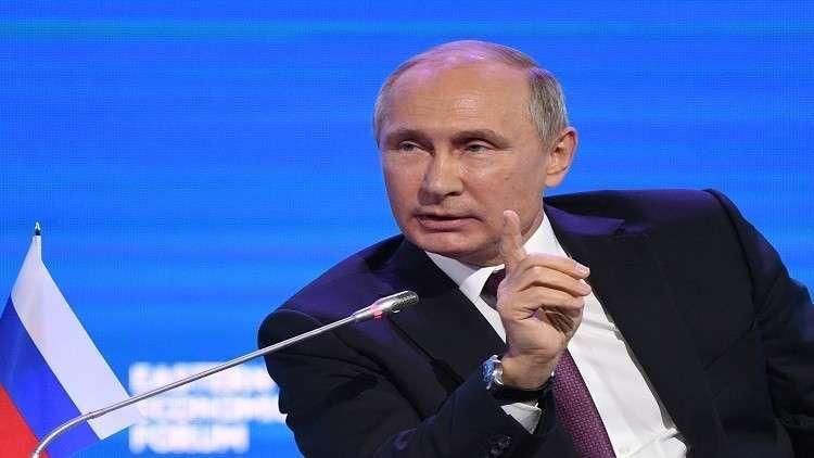 بوتين: هناك جهات تجمع حمض الروس النووي.. فهل واشنطن المتورطة؟