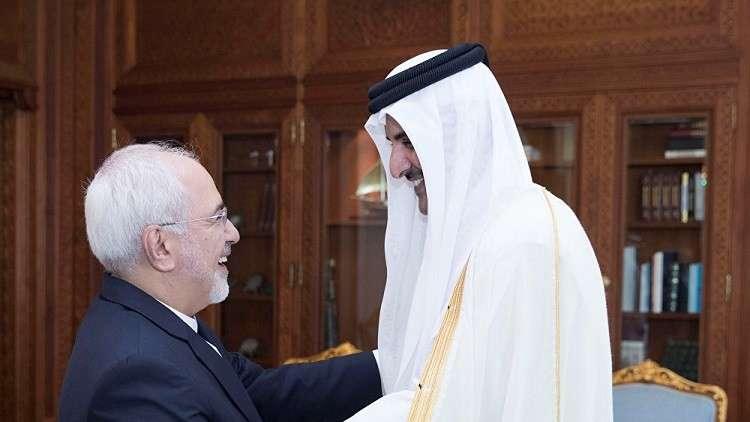 اتفاق جديد بين الدوحة وطهران لتسهيل التجارة