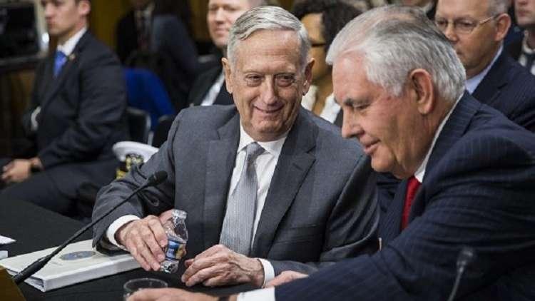 وزير الدفاع الأمريكي يرى قاسما مشتركا بين