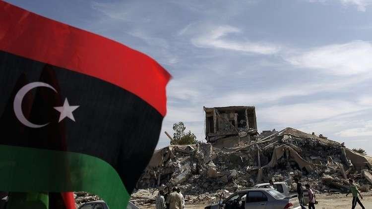 حداد 3 أيام على ضحايا القصف الجوي في درنة