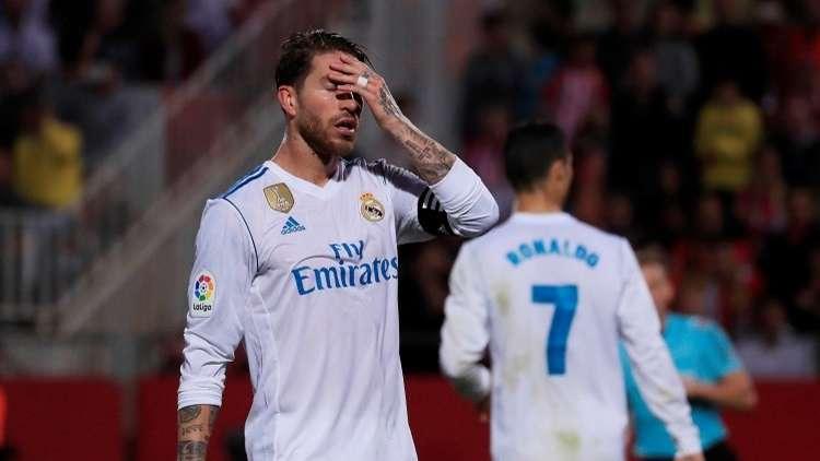 راموس يكشف أسباب هزيمة ريال مدريد أمام جيرونا!