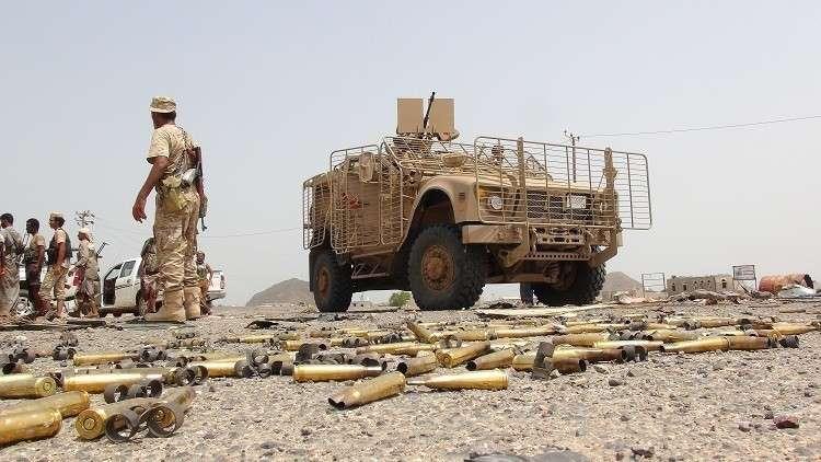 مقتل 13 من الحوثيين في معارك غربي تعز