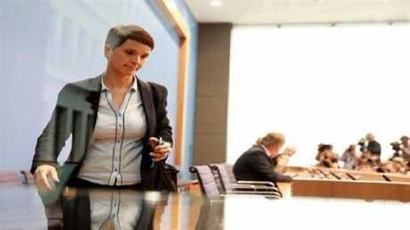 """الرئيسة السابقة لحزب """"البديل من أجل ألمانيا"""" اليميني فروكه بتري"""