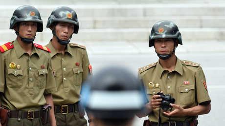 حدود كوريا الجنوبية وكوريا الشمالية