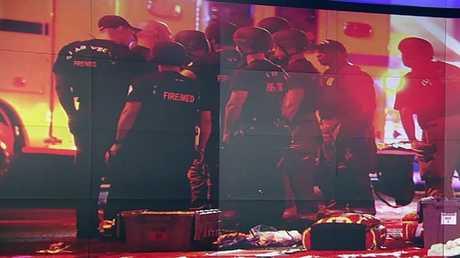 50 قتيلا بإطلاق نار في لاس فيغاس