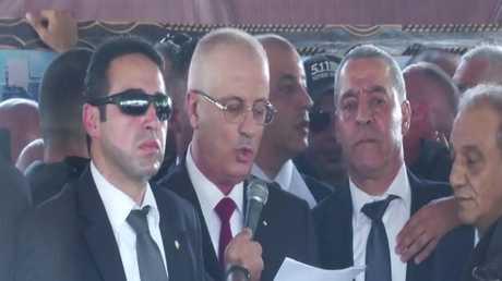 حكومة الحمد الله تتسلم مهامها في غزة