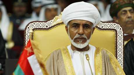 السلطان قابوس بن سعيد سلطان (صورة أرشيفية)