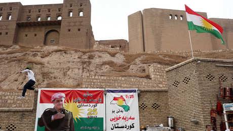 قلعة أربيل التاريخية
