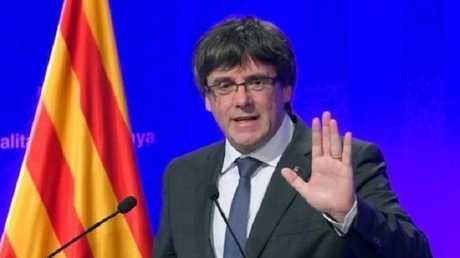 رئيس حكومة إقليم كتالونيا كارليس بيغديمونت