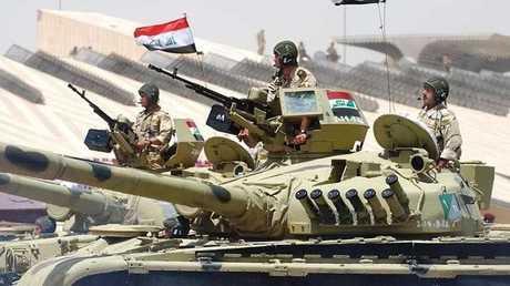 السيناريو العسكري يلوح في افق كركوك