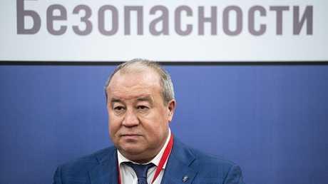 رئيس مركز محاربة الإرهاب في رابطة الدول المستقلة الفريق أول أندريه نوفيكوف