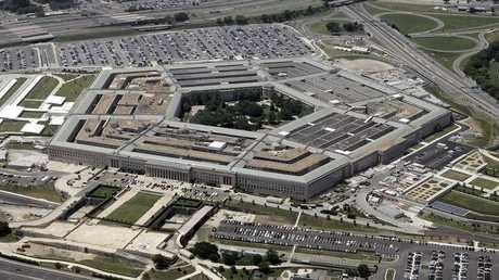 مبنى وزارة الدفاع الأمريكية ( البنتاغون)