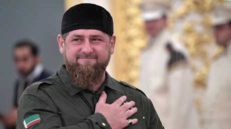 رئيس جمهورية الشيشان رمضان قديروف