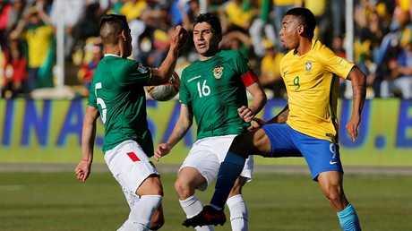 البرازيل تكتفي بالتعادل أمام بوليفيا