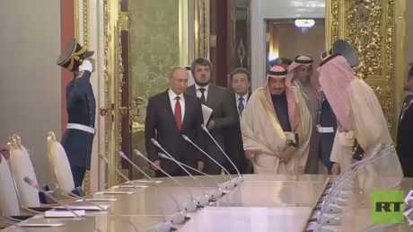 موسكو: التعاون العسكري مع الرياض سيستمر