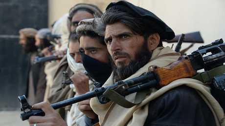 أرشيف - مسلحو حركة طالبان أفغانستان
