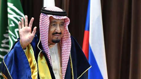 العاهل السعودي، الملك سلمان بن عبد العزيز، في موسكو