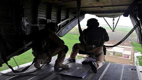 عناصر من القوات الألمانية في أفغانستان