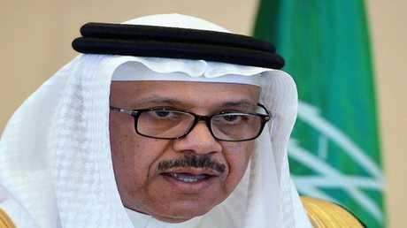 الأمين العام لمجلس التعاون لدول الخليج عبد اللطيف بن راشد الزياني
