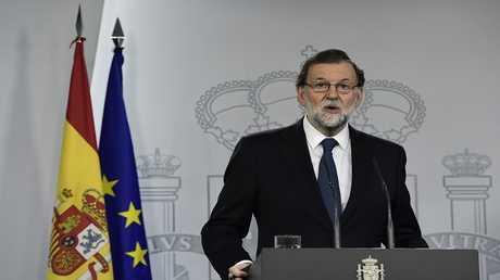 ماريانو راخوي رئيس الوزراء الإسباني