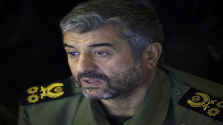 قائد الحرس الثوري الإيراني اللواء محمد علي جعفري