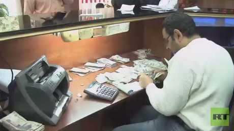 ارتفاع قيمة الاحتياطي النقدي في مصر