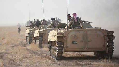 مدرعات للجيش العراقي