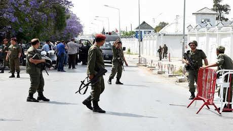 جنود تونسيون