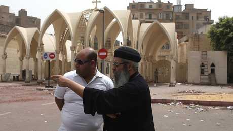 الكنيسة القبطية في مصر - أرشيف