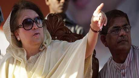 خالدة ضياء زعيمة المعارضة في بنغلادش
