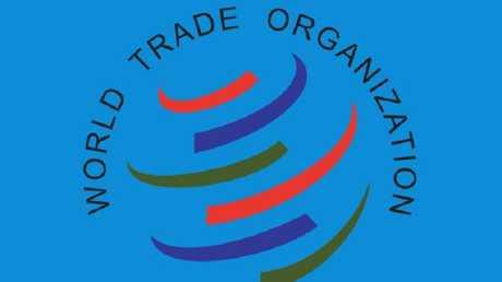 شعار منظمة التجارة العالمية