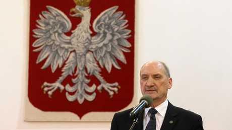 وزير الدفاع البولندي أنتوني ماتسيريفيتش