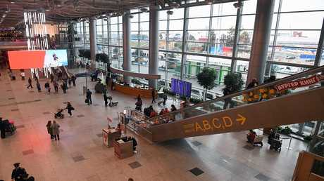 مطار دوموديدوفو الدولي في موسكو