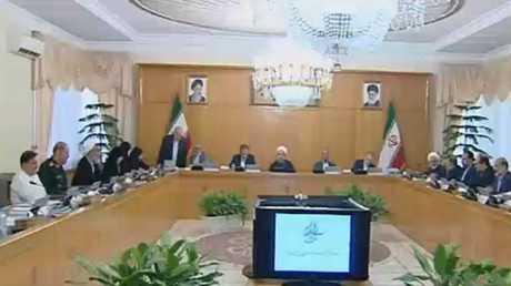 إيران تستنفر للرد على إعلان ترامب