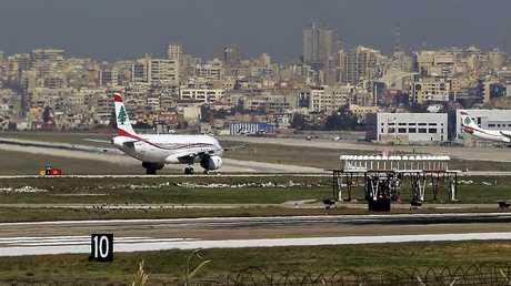 مطار بيروت الدولي - أرشيف