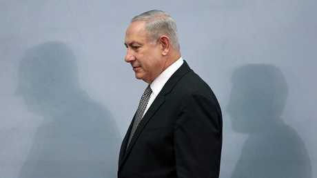 رئيس الوزراء بنيامين نتانياهو