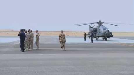 تواصل المواجهات في شمال سيناء