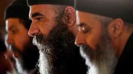 رجال دين أقباط - مصر