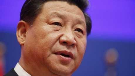 الزعيم الصيني شي جين بينغ