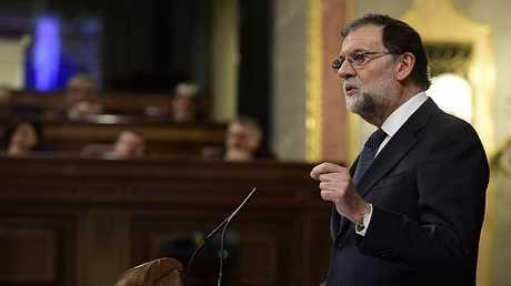 رئيس الوزراء الإسباني مارينو راخوي